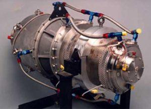 Micro turbine CIAC de 160 kVA