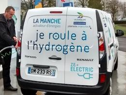Le véhicule à hydrogène